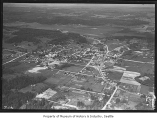 Aerial of Bothell looking east, May 31, 1933