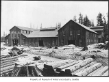 Moss Bay Iron and Steel Works, Kirkland, ca. 1892