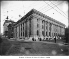 Post Office at Third and Union, Seattle, 1911