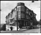 Kinnear Apartments, Seattle, ca. 1928