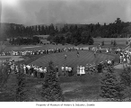 Golf tournament at Inglewood Golf Club, Kenmore, August 1, 1936