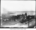 View southwest from Washington Hotel, Seattle, ca. 1903