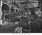 Factory interior, probably Stetson-Ross, Seattle, ca. 1930