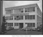 Loose-Wiles Biscuit Company, Seattle, 1945
