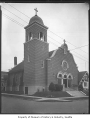 St. Anne's Church, Seattle, October 24, 1928