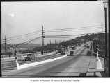 Aurora Bridge, Seattle, July 21, 1939