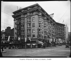 Plaza Hotel, Seattle, 1935