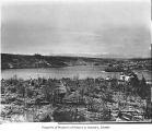 Lake Union from east, Seattle, ca. 1895