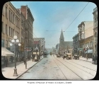Third Avenue north from Spring Street, Seattle, ca. 1910