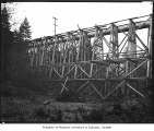 Cowen Park bridge, Seattle, ca. 1925