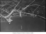Aerial of Kirkland from west, May 10, 1932