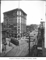 Fourth and Pike, Seattle, 1911