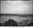 Seattle Yacht Club in Portage Bay, Seattle, July 17, 1936
