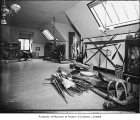 Professor Edmond Meany's museum in Denny Hall, University of Washington, Seattle, ca. 1905