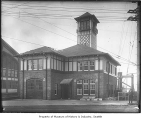Fire Station No. 5, Seattle, ca. 1917