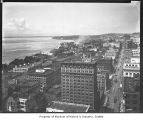 View northwest from Smith Tower, Seattle, June 19, 1929