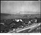 View of Lake Union from Capitol Hill, Seattle, ca. 1922