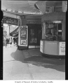 Coliseum Theatre entrance, Seattle, 1947