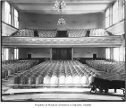 Denny Hall auditorium, University of Washington, Seattle, ca. 1905