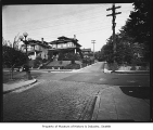 Capitol Hill residential street, Seattle, ca. 1926