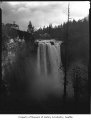 Snoqualmie Falls and lodge, near Snoqualmie, 1920