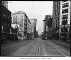 Second and Yesler, Seattle, January 8, 1938