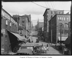 Marion Street, Seattle, ca. 1905