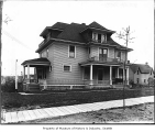 University of Washington fraternity house, Seattle, ca. 1908