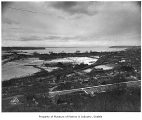 Waterfront and tideflats from Beacon Hill, Seattle, ca. 1898