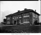 North Bend High School, North Bend, ca. 1925