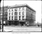 Colonial Hotel, Seattle, ca. 1911