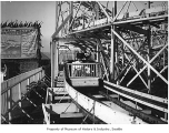 Luna Park roller coaster, Seattle, ca. 1912