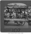 Float in China Day parade, Alaska-Yukon-Pacific Exposition, Seattle, 1909