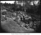 Mrs. J.F. Douglass residence grounds, The Highlands, May 11, 1931