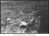 Aerial of Kirkland from north, May 10, 1932