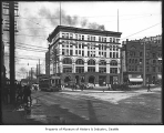 Pioneer Square, Seattle, ca. 1905