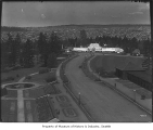 View northwest from Volunteer Park water tower, Seattle, ca. 1915