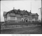 Franklin School, Seattle, ca. 1907