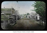 Front Street, Seattle, ca. 1876