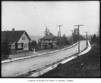 Homes on Cascadia Avenue South, Seattle, ca. 1914