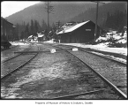 Great Northern station, Scenic, ca. 1910