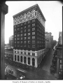 Pacific Telephone & Telegraph building, Seattle, November 17, 1927