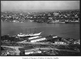 Aerial of  Lake Union looking east, Seattle, September 14, 1934