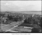 View south from Queen Anne Hill, Seattle, ca.1905