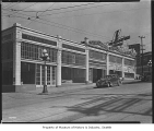 Hawthorne-Wilkins Motors, Seattle, 1946