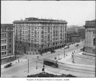 Lincoln Hotel, Seattle, ca. 1911