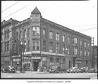 First and Main, Seattle, 1945