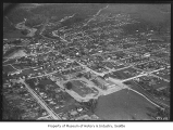 Aerial of Renton looking southeast, May 31, 1933