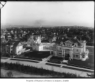 View looking south from Volunteer Park water tower, Seattle, ca. 1913