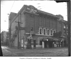 Alhambra Theatre, Seattle, 1909